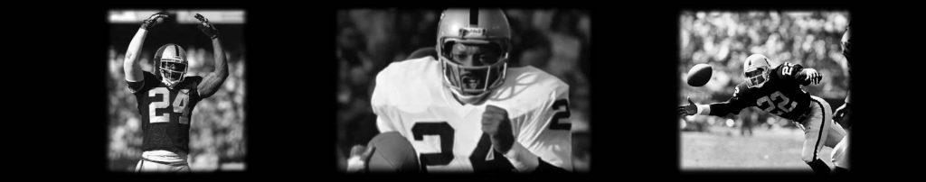 Raiders All-Time Great Cornerbacks