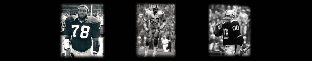 Raiders All-Time Great Offensive Linemen