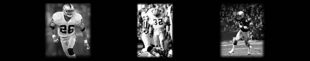 Raiders All-Time Great Safeties